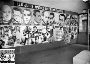 exposition anti-sémite, les juifs dans le cinéma français